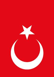 A4 Türk Bayrağı İndir