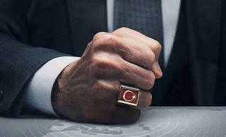 Teşkilat Dizisi Türk Bayrakları
